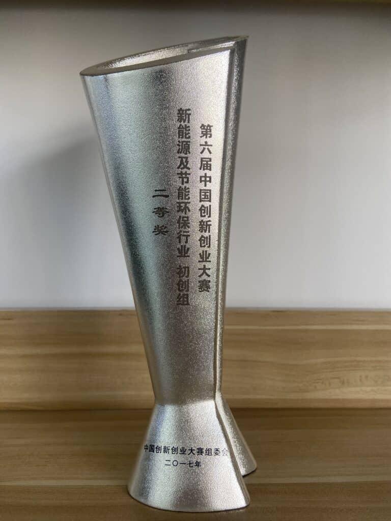 EWindow Winner at 2017 6th China Innovation & Entrepreneurship Competition.